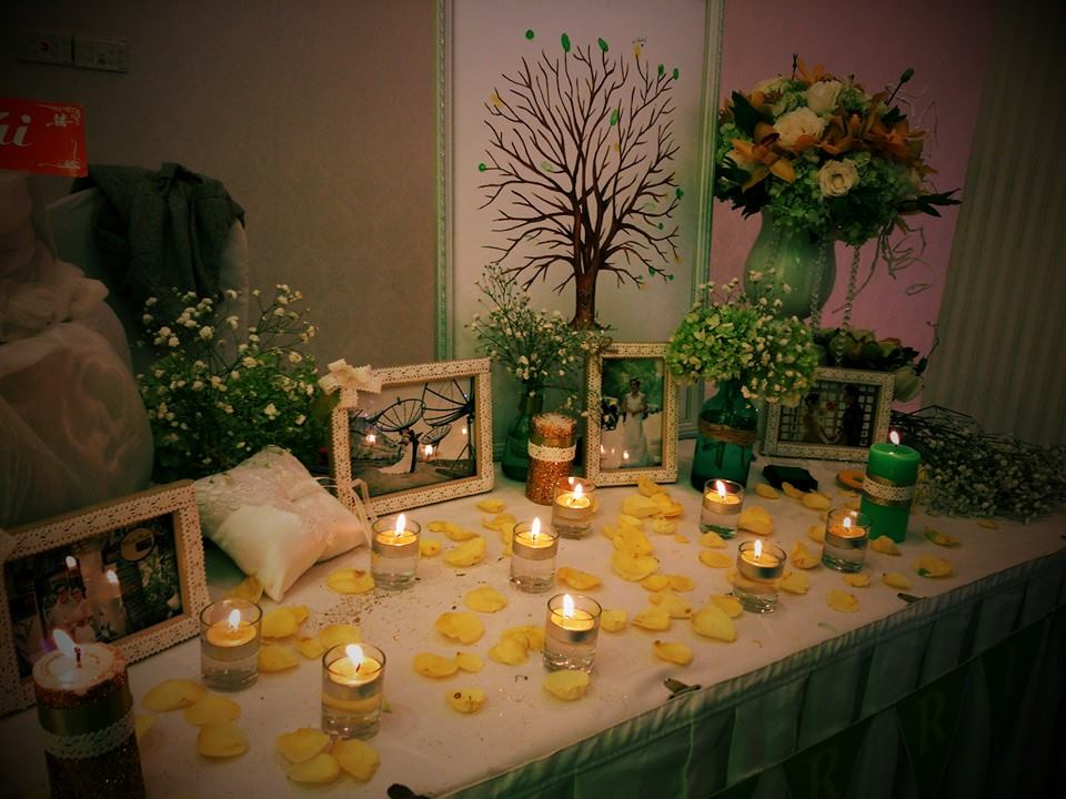 reception table1