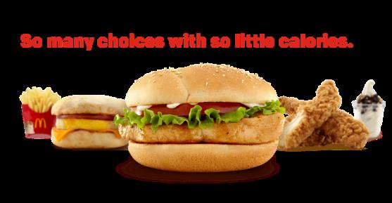 Nguồn ảnh: McDonald's website.